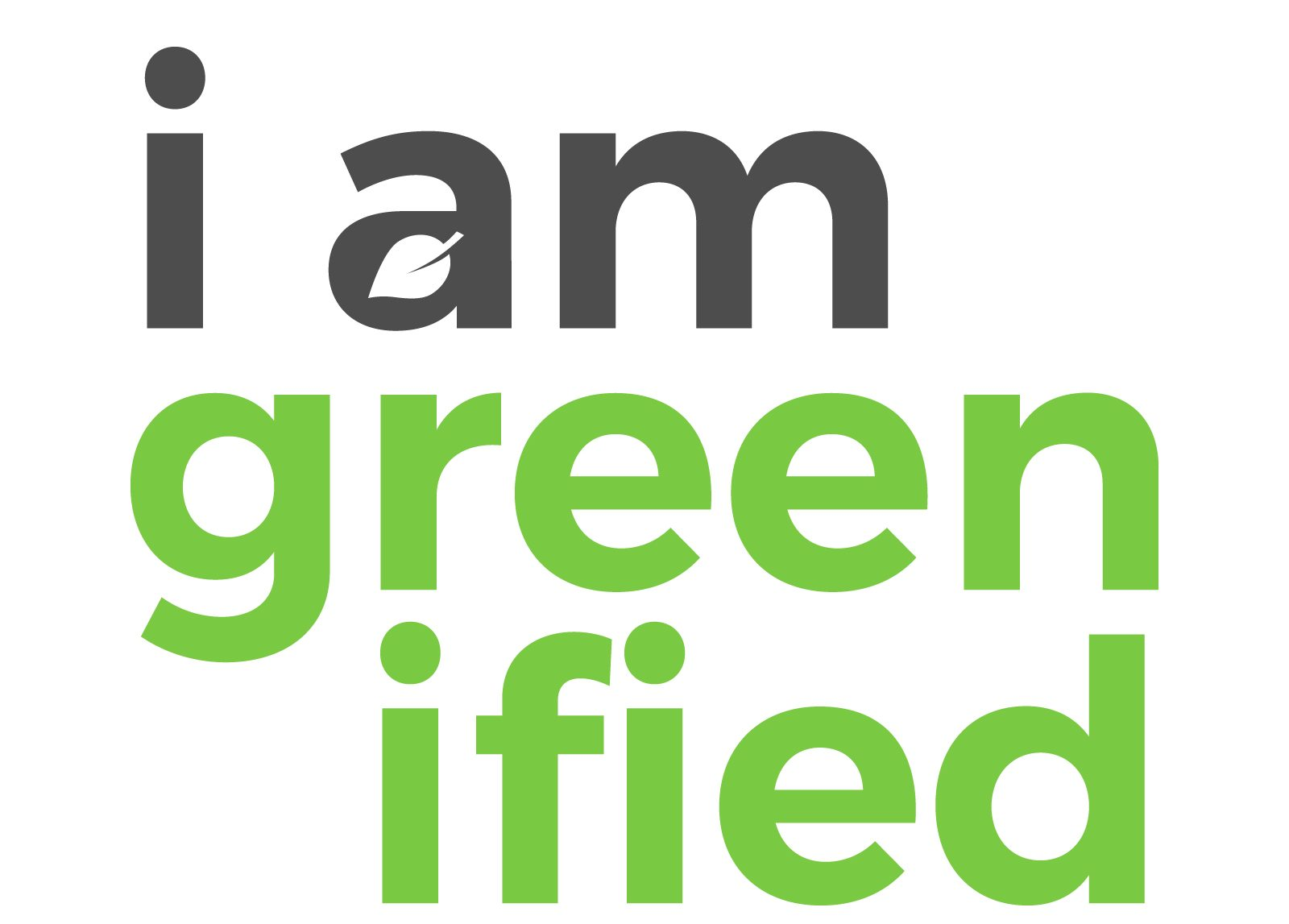 iamgreenified